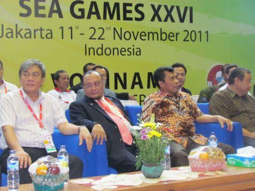 SeaGames XXVI Jakarta
