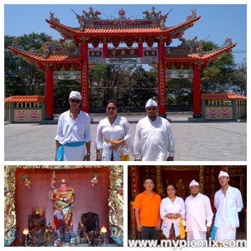 Tempat Ibadah Tri Dharma di Benoa !
